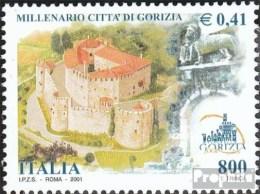 Italie 2761 (complète.Edition.) Neuf Avec Gomme Originale 2001 1000Jahre Ville Görz - 1946-.. République