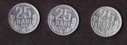MOLDAVIA - REPUBLICA MOLDOVA - MONETA - COIN - CIRCOLATA - 5 BANI - ANNO 2008 - - Moldavia
