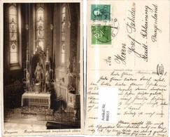 80015,Veszprem Kirche Innen Altar - Postcards