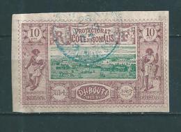 Cote Des Somalis De  De 1894/1900  N°10  Oblitéré - Côte Française Des Somalis (1894-1967)