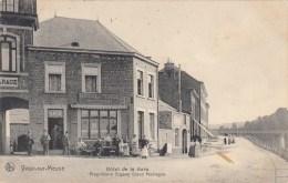Yvoir-sur-Meuse - Hôtel De La Gare - Yvoir