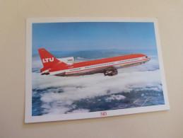 TRISTAR L-1011-1 ..COMPAGNIE LTU - 1946-....: Moderne