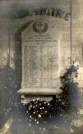 FRANCE - Carte Photo D'un Monument Aux Morts - Détaillons Collection - A Voir - 18358 - Monuments Aux Morts