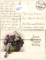 60868,EAS Namenstag Blumen Veilchen - Fotografie