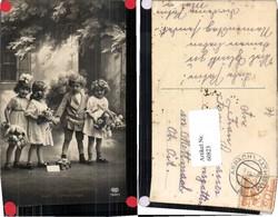 60823,EAS Süsse Kinder Blumen Namenstag - Fotografie