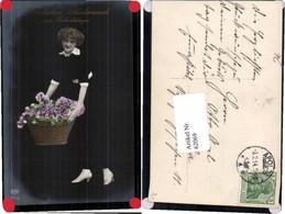 62069,Geburtstag Frau Korb Blumen EAS 527-6 - Fotografie