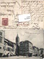 69317,Genova Genua Via Cario Alberto Kutsche - Taxi & Carrozzelle
