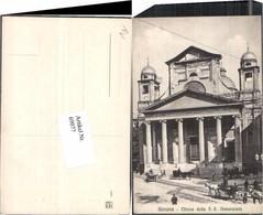 69077,Genova Genua Chiesa Della Annunziata Kutsche - Taxi & Carrozzelle