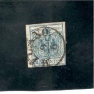 Austria1850:Lombardy-Venetia Michel5  MILANO Used - 1850-1918 Imperium