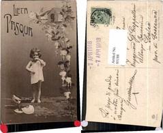 85188,Ostern Küken Kind Vogel - Pâques