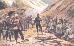 1914-18 / ARSO / LES ITALIENS A LA BATAILLE DE CARSO EN 1915 - Guerre 1914-18