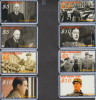 USA BEST PHONE CARD GENERAL CHARLES DE GAULLE 8 CARDS - Personen
