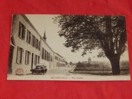MELSBROECK - MELSBROEK  -  Pensionnat   -  1925  -  (2 Scans) - Steenokkerzeel