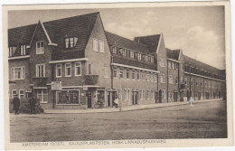 Amsterdam (Oost)  - Galileiplantsoen, Hoek Linnaeusparkweg  - (Noord-Holland, Nederland) - Amsterdam