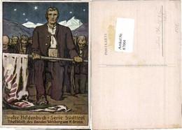 87004,Südtirol Patriotik H. Grimm Heldenbuch Welsberg - Geschichte