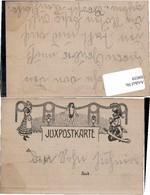 88039,Juxpostkarte Ed. Witte Wien Engel - Engel