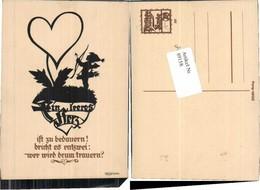 89158,Plischke Scherenschnitt 357 Engel Amor Herz - Scherenschnitt - Silhouette