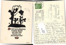 89225,Scherenschnitt Plischke Engel Mann Herz Singt - Scherenschnitt - Silhouette