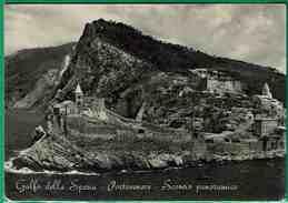 Ct - 821  -  Portovenere - Scorcio Panoramico - La Spezia