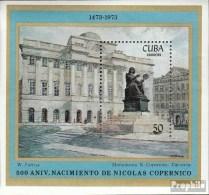 Cuba Bloc 41 (complète.Edition.) Neuf Avec Gomme Originale 1973 Nicolas Copernic - Kuba