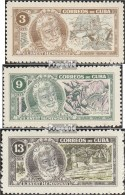 Cuba 872-874 (complète.Edition.) Neuf Avec Gomme Originale 1963 Ernest Hemingway - Cuba