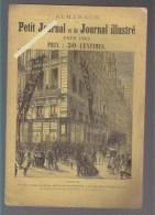 Almanach Du Petit Journal Illustré - 1865, 1866, 1867, 1868 - Lot De 4 - Nombreuses Illustrations - Calendriers
