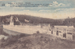 Barrage De La Gileppe - Ecluses (Légia, Colorisée) - Gileppe (Barrage)