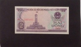 Vietnam Viet Nam 2 Dong UNC Banknotes / Billet 1985 -P#91 - Vietnam
