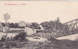 Samson Amay - Le Pont (1925) - Amay