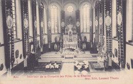 Ans - Intérieur De La Chapelle Des Filles De La Charité (1908) - Ans