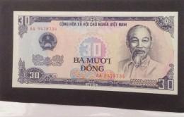 Vietnam Viet Nam 30 Dong UNC Banknotes / Billet 1985 -P#95 - Vietnam