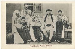 Familie Din Poiana Sibiului  Edit Dumitru B. Comsa - Roumanie