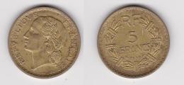 5 FRANCS LAVRILLIER 1939 Bronze D'aluminium - Cupro Aluminium TTB (voir Scan) 2 - France