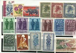 KATANGA    Congo Belga - Katanga