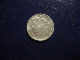 5 FRANCS CERES - 1870 A - TTB - J. 5 Francs