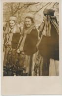 Real Photo Rimetea Toroczko Transsylvanie Costumes Hongrois Edit J. Fischer Sibiu - Roumanie