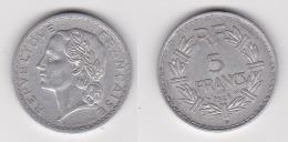 5 FRANCS LAVRILLIER 1948 B  (voir Scan) 2 - J. 5 Franchi