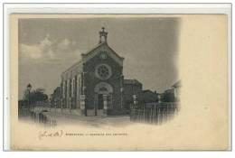 95  ARGENTEUIL Chapelle Des Colonies - Argenteuil