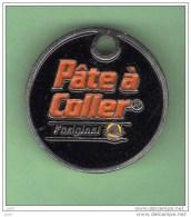 1 Jeton De Caddie *** PATE A COLLER *** NEUF *** (0229) - Jetons De Caddies