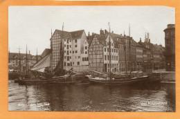 Copenhagen Denmark 1910 Postcard - Dänemark