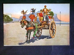 SICILIA -PALERMO -CARRETTO SICILIANO -F.P. LOTTO N°550 - Palermo
