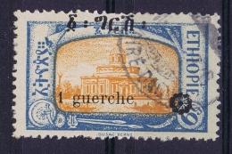 Ethiopia, 1926 Mi Nr B 92 , Used B92 - Etiopia
