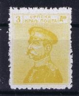 SERBIA 1914 Mi Nr 128 MNH/** Postfrisch - Serbie