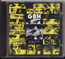 CD GBH Midnight Madness And Beyond - 12 Titres PUNK ENGLAND - Punk