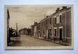 44- BOUAYE - Route De PORNIC - GABY - Bouaye