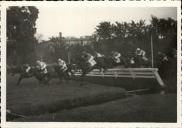 CHEVAUX - HIPPISME - Courses De Chevaux - Champ De Courses - Hippodrome - AUTEUIL - PHOTO - Sports