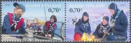 EUROPA CEPT - FINLANDIA 2007 - Yvert #1813/1814 - MNH ** - Europa-CEPT