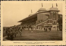 CHEVAUX - HIPPISME - Courses De Chevaux - Champ De Courses - Hippodrome - DEAUVILLE - Animaux