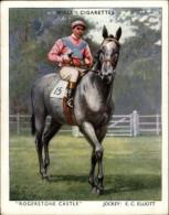 CHEVAUX - HIPPISME - Courses De Chevaux - Cheval De Course - Jockey - Chromos