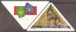 EUROPA CEPT - SUIZA 2007 - Yvert #1937 - MNH ** - Europa-CEPT